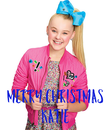 Poster:     MERRY CHRISTMAS KATIE