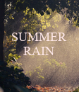 Poster: SUMMER