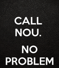 Call Nou. No problem.