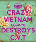 CRAZY VIETNAM TYCOONS