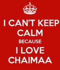 I Love chaimaa