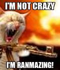 #RANMAZING