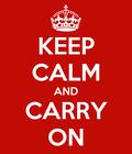 Keep calm n love