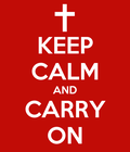 Keep calm and pray for USS