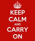 keep calm and love des