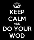 #CROSSFIT #WOD