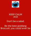 #Broccoli