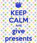 #givethanrecive