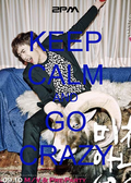 #2pm #Go Crazy