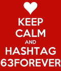 #63forever