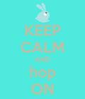 #hopping