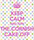 #cornishcakeoff