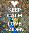 #ÊZIDEN