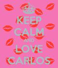 #i love carlos
