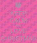 #LOVE #CHRISTMAS
