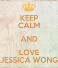 #JESSICAWONG