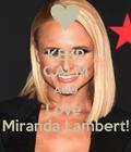 Keep calm and love Miranda Lambert!