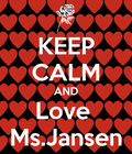 Dont Hate On Ms.Jansen She is best-Dani Inks