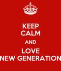 New generation