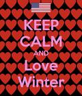 # I love winter