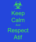 #Atif is awesome