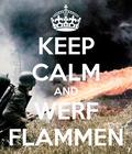 #Flammenwerfer