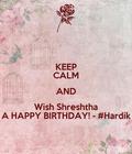 - #Hardik