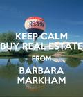 #BarbaraMarkham #RealEstate #REMAXPreferred
