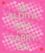 ALDITA NISA ADILA CARRY ON