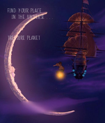 Find your place     in the universe . . .   Treasure Planet