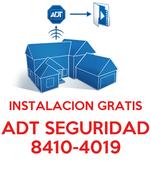 INSTALACION GRATIS ADT SEGURIDAD 8410-4019