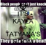 IT'S KAYLA AND TATYANA'S ROOM