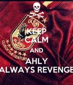 KEEP CALM AND AHLY ALWAYS REVENGE