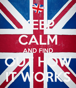 KEEP CALM AND FIND OUT HOW IT WORKS