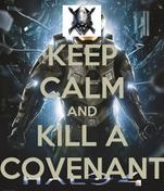 KEEP CALM AND KILL A COVENANT