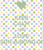 KEEP CALM AND LOVE SDN JUBUNG 01