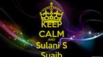 KEEP CALM AND Sulani S Suaib