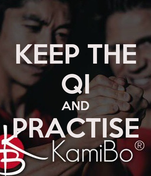 KEEP THE QI AND PRACTISE