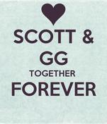 SCOTT & GG TOGETHER  FOREVER