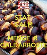 STAT  CALM  E MENGE  R  CALDARROSTE