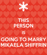 THIS PERSON IS GOING TO MARRY MIKAELA SHIFFRIN