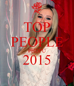 TOP PEOPLE PHDPU 2015