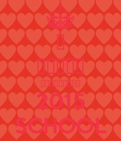 Poster: Ш ШКОЛА ВЫПУСКНОЙ 2015 SCHOOL