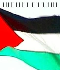 Poster: أنا فلسطينية