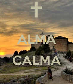 Poster:  ALMA  CALMA