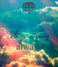 Poster:    always