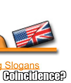 Poster:  Coincidence?