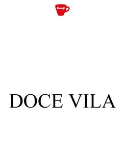 Poster:    DOCE VILA
