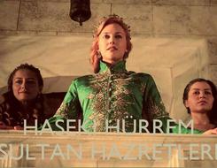 Poster:    HASEKI HÜRREM SULTAN HAZRETLERI