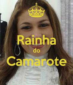 Poster:  Rainha do Camarote
